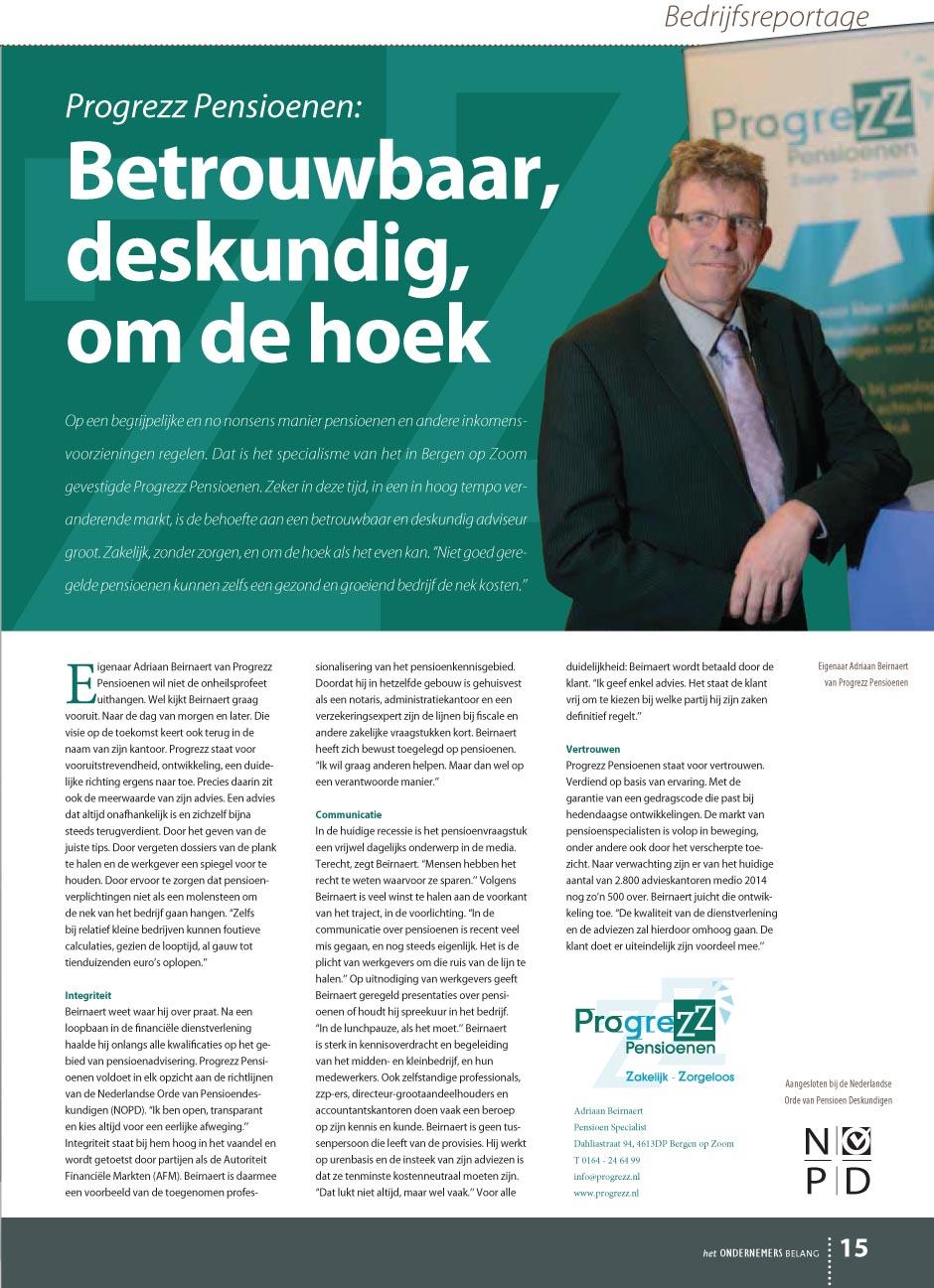 Verzekering advies Brabant