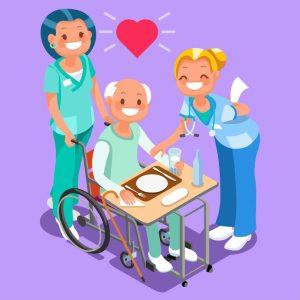 Verzuim in zorgsector voorkomen