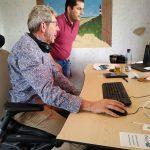 Vluchteling aan het werk bij Progrezz