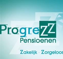10 jaar Progrezz. Start met pensioenen