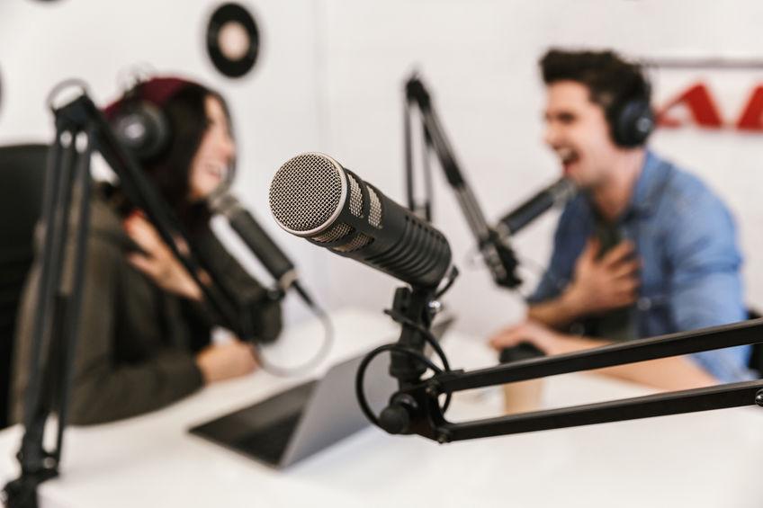 te gast bij radio business open 3.0